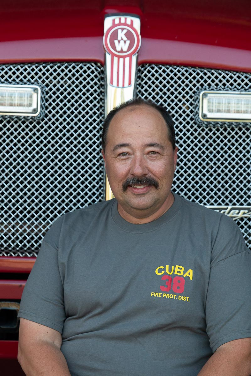 Assistant Chief Jim Smith